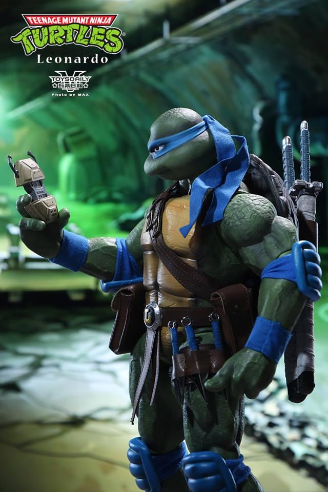 Teenage Mutant Ninja Turtles 1/6 - Tortues Ninja (DreamEX) 17155510