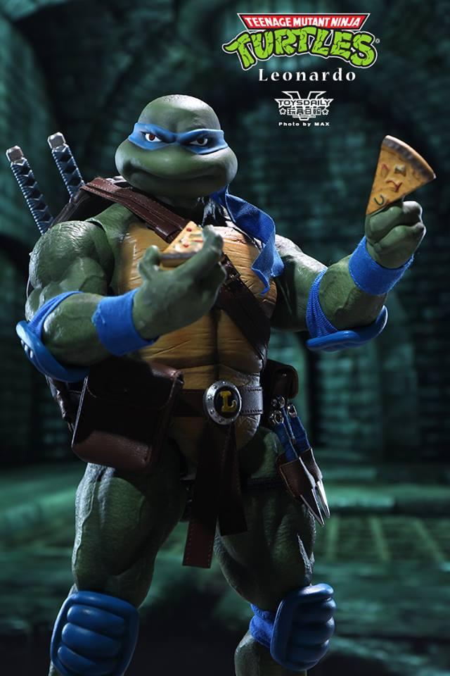 Teenage Mutant Ninja Turtles 1/6 - Tortues Ninja (DreamEX) 17155610