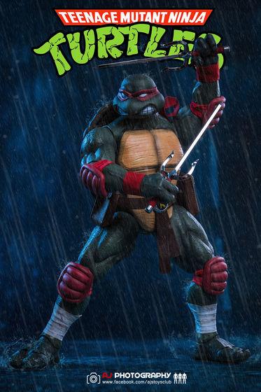Teenage Mutant Ninja Turtles 1/6 - Tortues Ninja (DreamEX) - Page 2 17304910