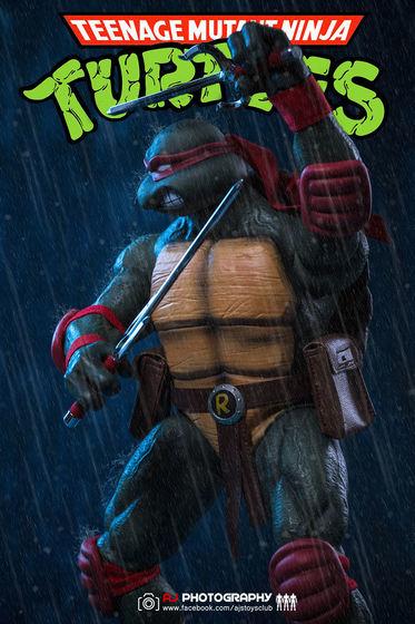 Teenage Mutant Ninja Turtles 1/6 - Tortues Ninja (DreamEX) - Page 2 17305610