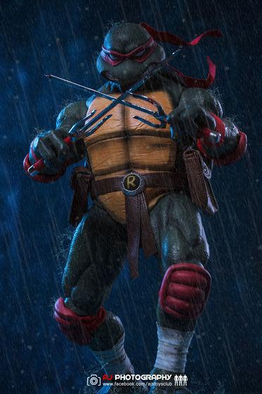 Teenage Mutant Ninja Turtles 1/6 - Tortues Ninja (DreamEX) - Page 2 17310510