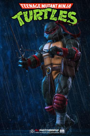 Teenage Mutant Ninja Turtles 1/6 - Tortues Ninja (DreamEX) - Page 2 17310710