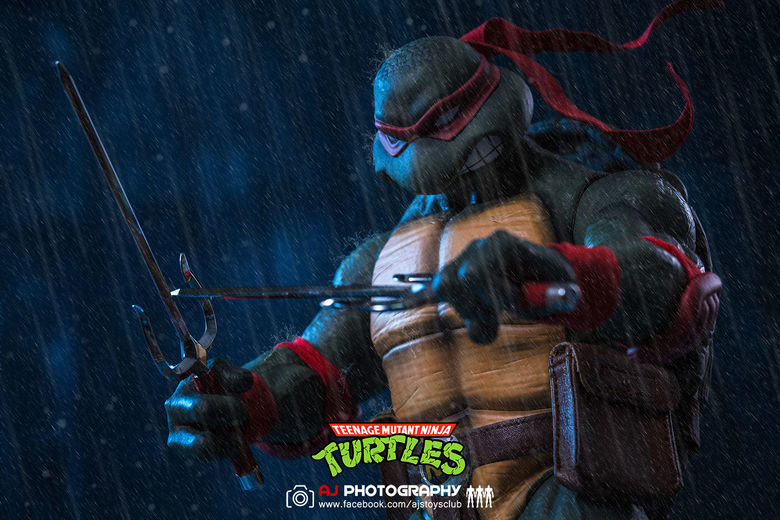 Teenage Mutant Ninja Turtles 1/6 - Tortues Ninja (DreamEX) - Page 2 17311410