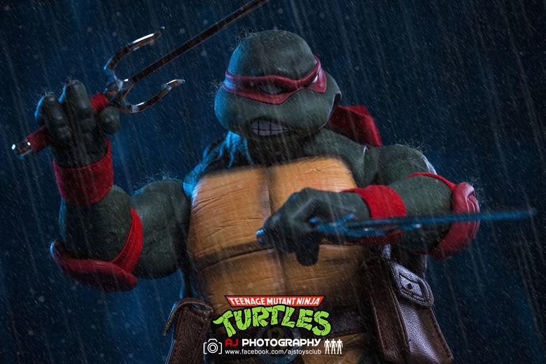 Teenage Mutant Ninja Turtles 1/6 - Tortues Ninja (DreamEX) - Page 2 17311610