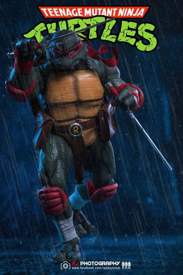 Teenage Mutant Ninja Turtles 1/6 - Tortues Ninja (DreamEX) - Page 2 17311910