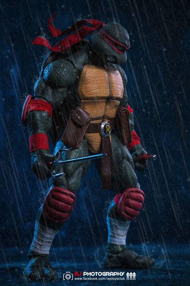Teenage Mutant Ninja Turtles 1/6 - Tortues Ninja (DreamEX) - Page 2 17312110