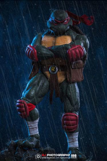 Teenage Mutant Ninja Turtles 1/6 - Tortues Ninja (DreamEX) - Page 2 17312410