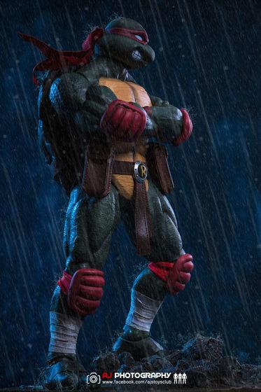Teenage Mutant Ninja Turtles 1/6 - Tortues Ninja (DreamEX) - Page 2 17312710
