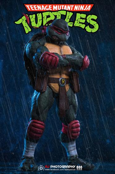 Teenage Mutant Ninja Turtles 1/6 - Tortues Ninja (DreamEX) - Page 2 17313110