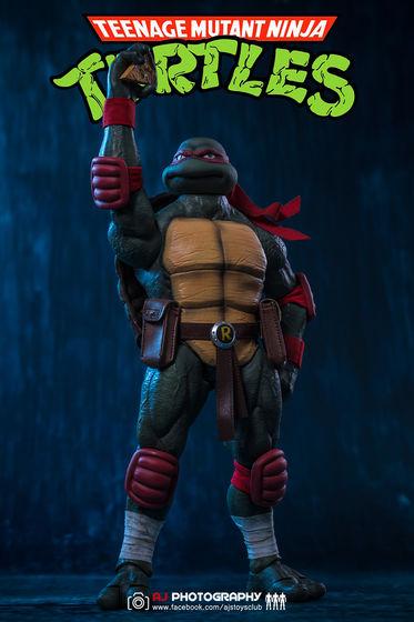 Teenage Mutant Ninja Turtles 1/6 - Tortues Ninja (DreamEX) - Page 2 17314710