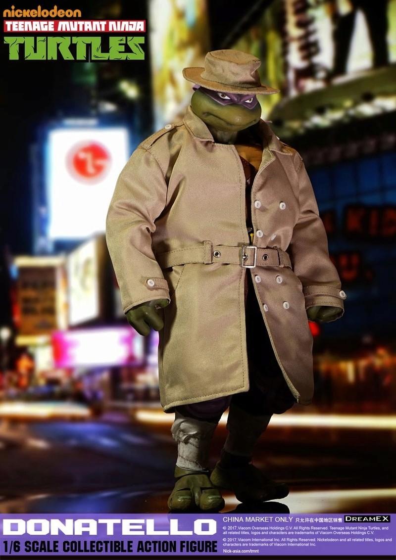 Teenage Mutant Ninja Turtles 1/6 - Tortues Ninja (DreamEX) 17565412
