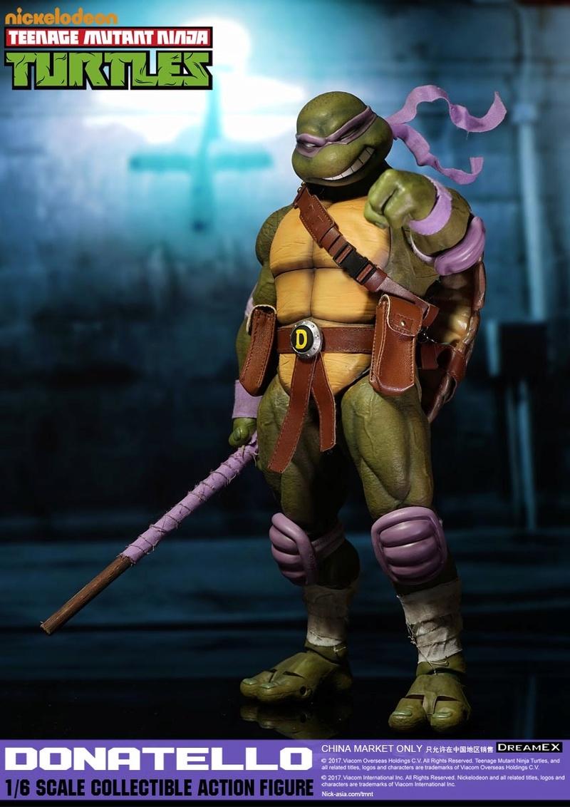 Teenage Mutant Ninja Turtles 1/6 - Tortues Ninja (DreamEX) 17565511