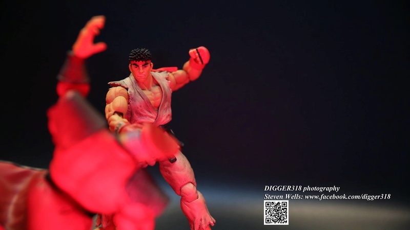 Street Fighter V 1/12ème (Storm Collectibles) 18216512