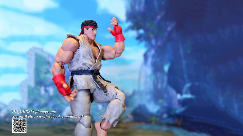 Street Fighter V 1/12ème (Storm Collectibles) 18216610