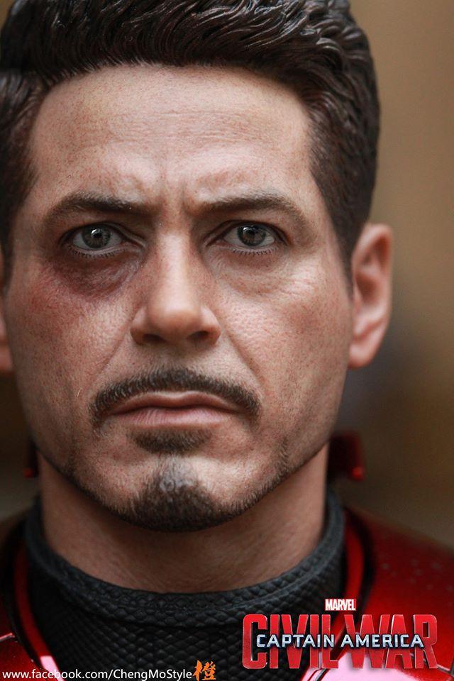 Iron Man Mark XLVI (46) 1/6 - Captain America : Civil War (Hot Toys) 18238910