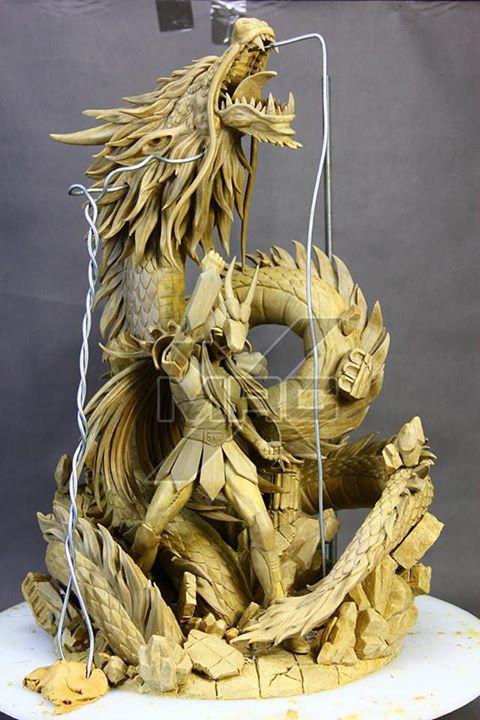 [XCEED Resin Figure Collection] Shiryu Chevalier de Bronze du Dragon V1  18301110