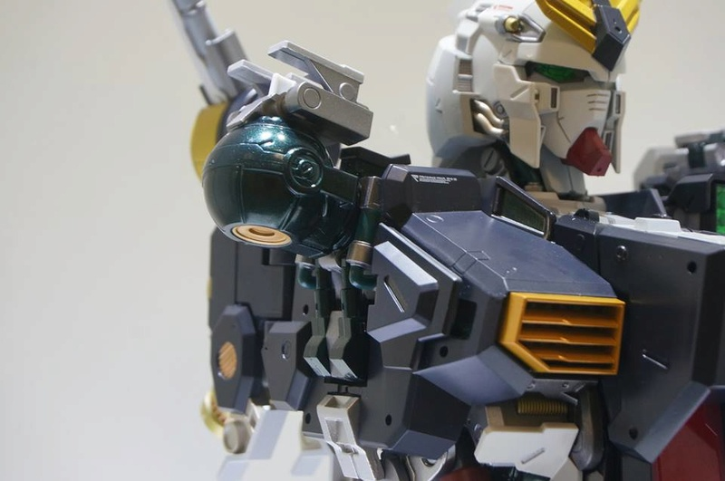 Nu Gundam Bust Display (Formania EX / Bandai) - Page 2 18301412