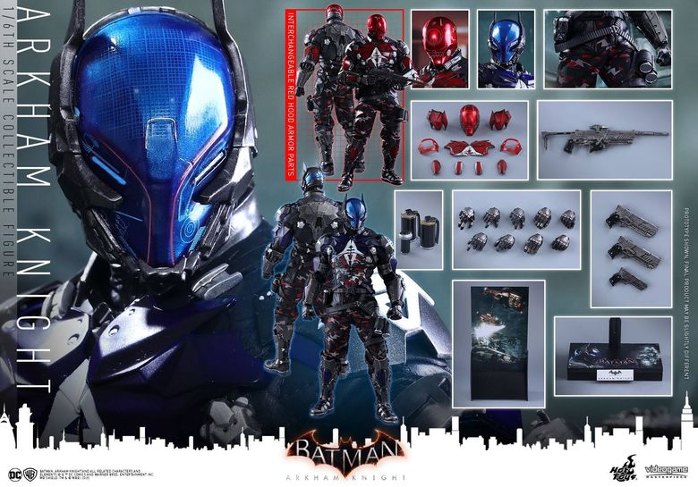 Batman Arkham Knight - 1/6 Collectible Figure (Hot Toys) 18485110