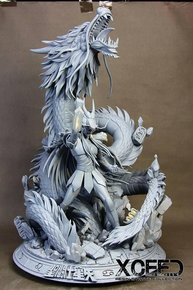 [XCEED Resin Figure Collection] Shiryu Chevalier de Bronze du Dragon V1  - Page 2 18527811