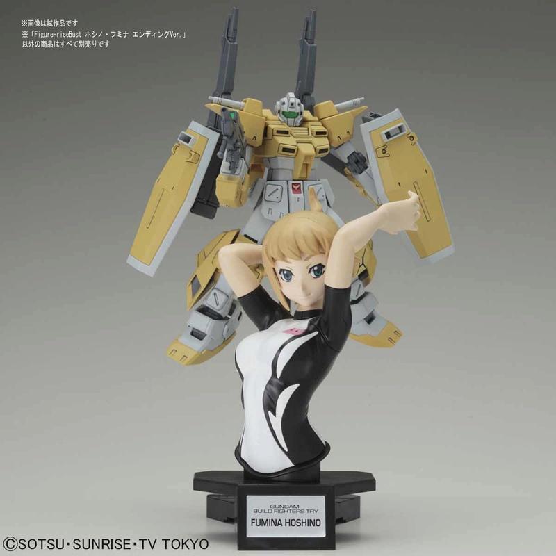 Gundam : Figure-Rise Bust (Bandai) - Page 2 189_1910