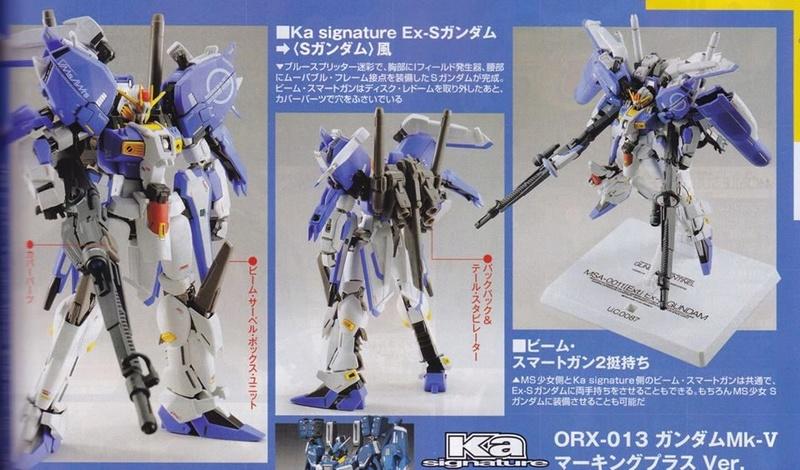 Gundam Fix Figuration AGP (Armor Girls Project) - Page 2 19001210