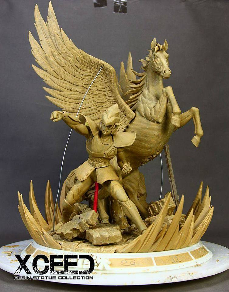 [XCEED Resin Figure Collection] Seiya Chevalier de Bronze de Pégase V1  - Page 2 19060210
