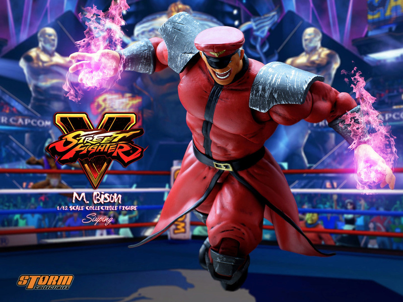 Street Fighter V 1/12ème (Storm Collectibles) 20482512