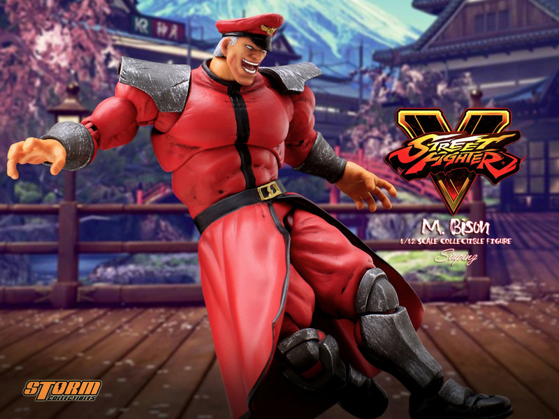 Street Fighter V 1/12ème (Storm Collectibles) 20482612