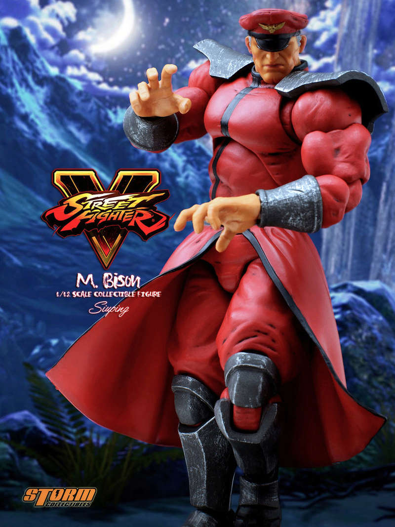 Street Fighter V 1/12ème (Storm Collectibles) 20482613