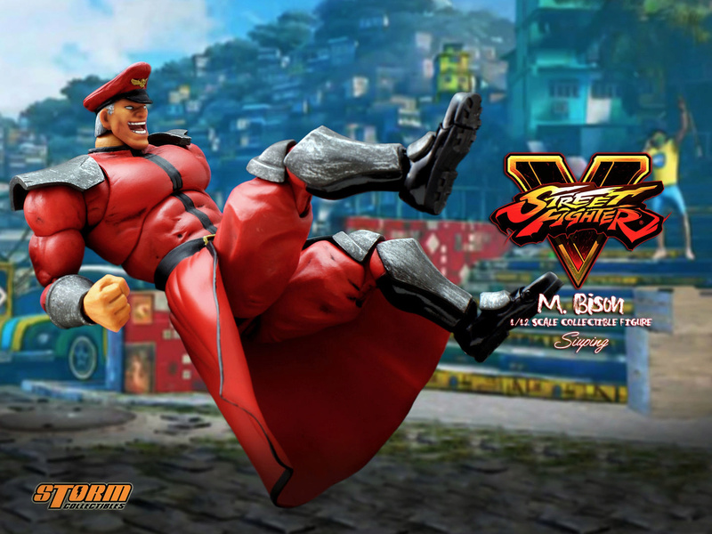 Street Fighter V 1/12ème (Storm Collectibles) 20482711