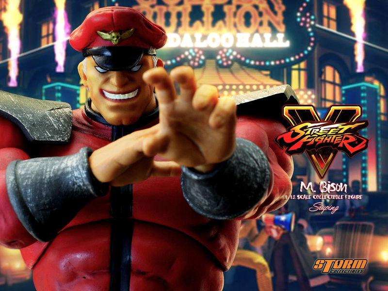 Street Fighter V 1/12ème (Storm Collectibles) 20482712