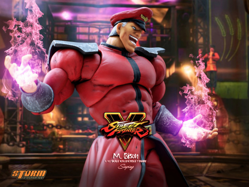 Street Fighter V 1/12ème (Storm Collectibles) 20482713