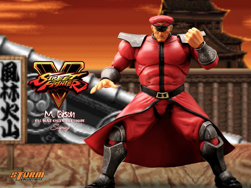 Street Fighter V 1/12ème (Storm Collectibles) 20482810