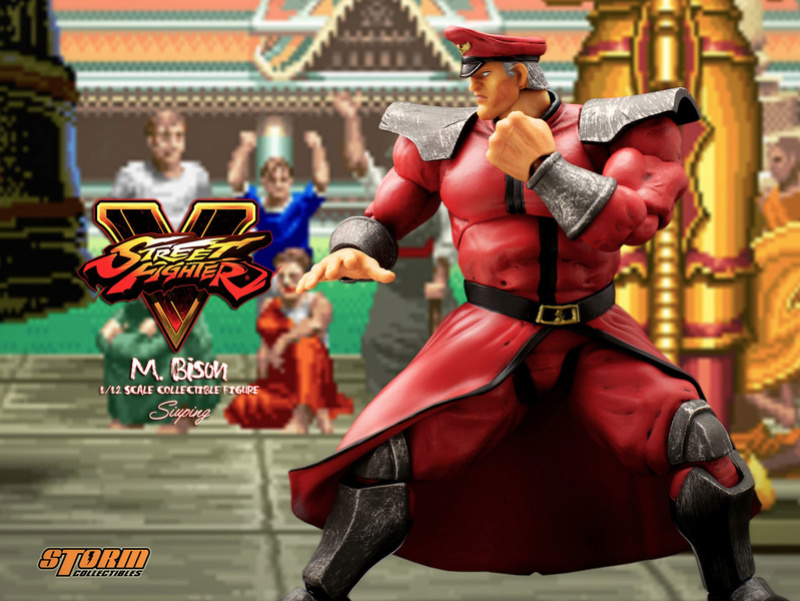 Street Fighter V 1/12ème (Storm Collectibles) 20482811