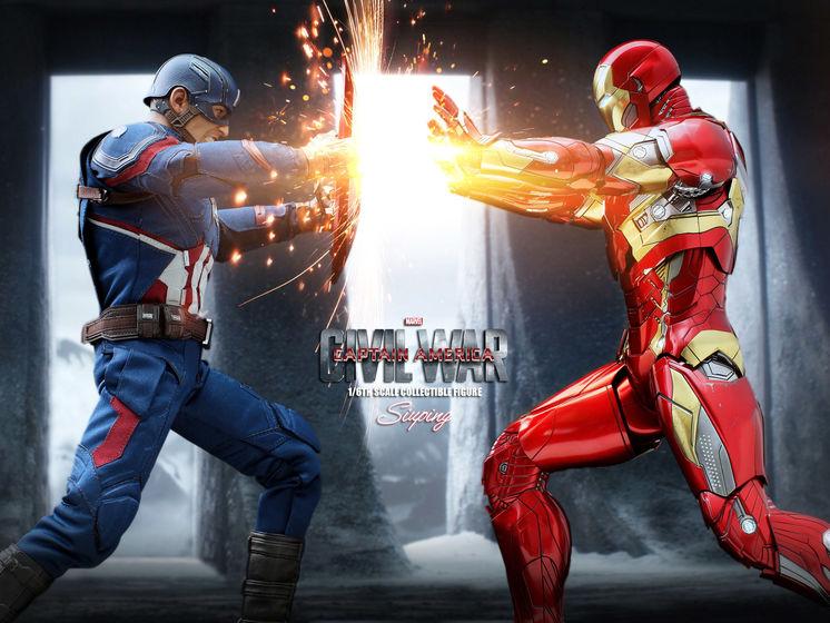 Iron Man Mark XLVI (46) 1/6 - Captain America : Civil War (Hot Toys) 22235810