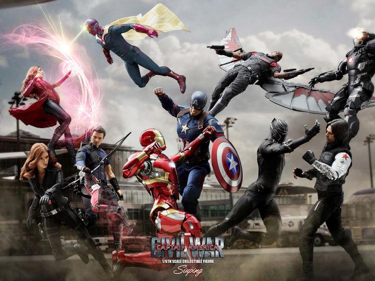 Iron Man Mark XLVI (46) 1/6 - Captain America : Civil War (Hot Toys) 22235811