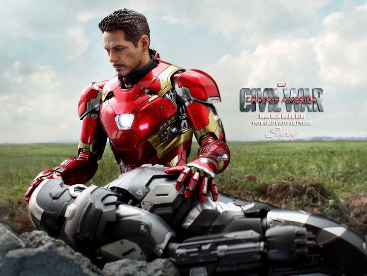 Iron Man Mark XLVI (46) 1/6 - Captain America : Civil War (Hot Toys) 22235913
