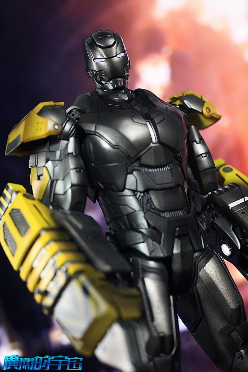 Iron Man 3 - Mark 25 et Mark 26 - 1/9 Diecast (King Arts)  22533510