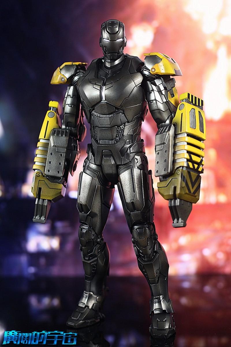Iron Man 3 - Mark 25 et Mark 26 - 1/9 Diecast (King Arts)  22534110