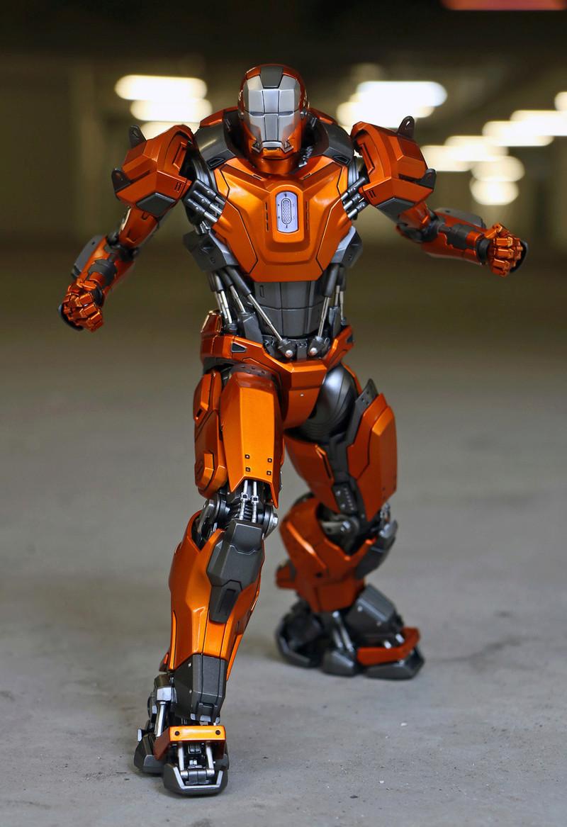 Iron Man 3 - Mark XXXVI/Mark 36 : Peacemaker 1/9 Diecast (King Arts) 23303610