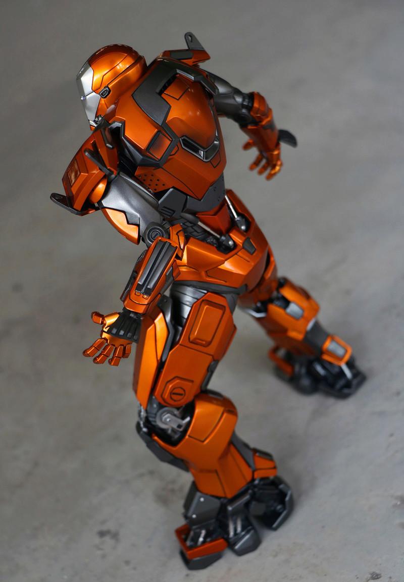 Iron Man 3 - Mark XXXVI/Mark 36 : Peacemaker 1/9 Diecast (King Arts) 23303810