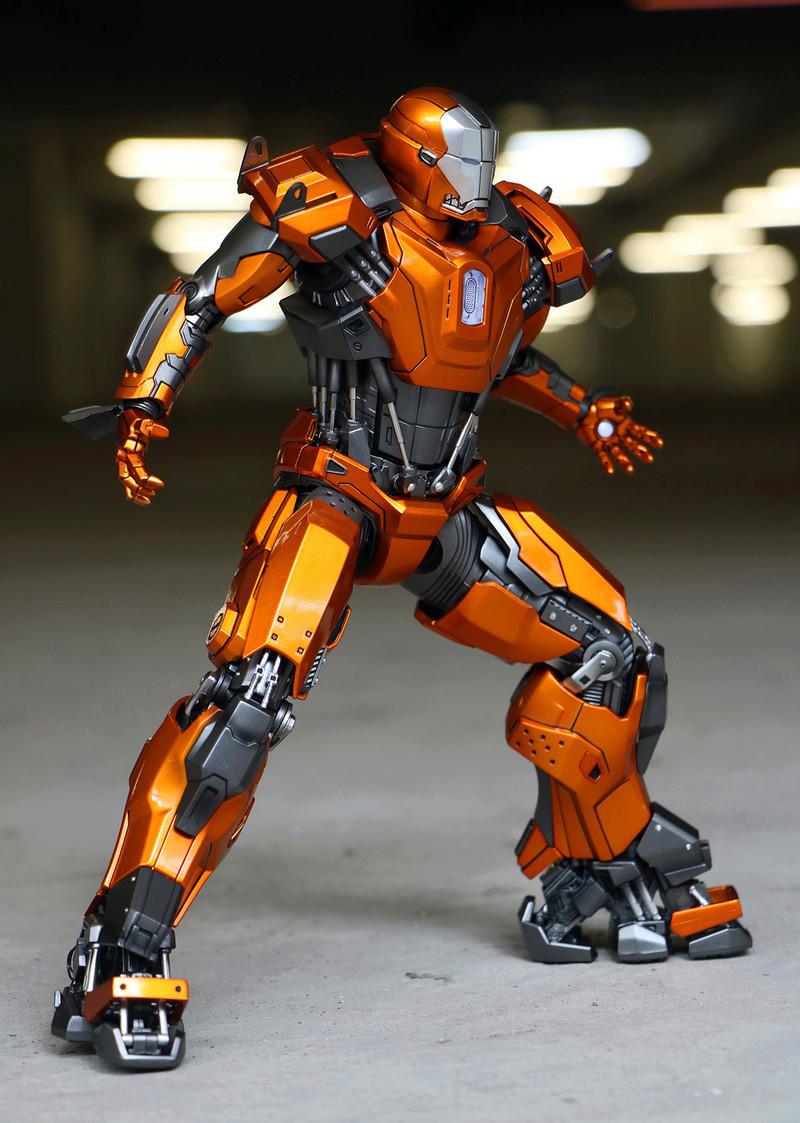 Iron Man 3 - Mark XXXVI/Mark 36 : Peacemaker 1/9 Diecast (King Arts) 23303910
