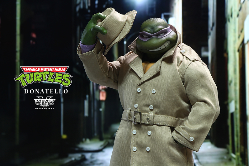 Teenage Mutant Ninja Turtles 1/6 - Tortues Ninja (DreamEX) - Page 2 23422310