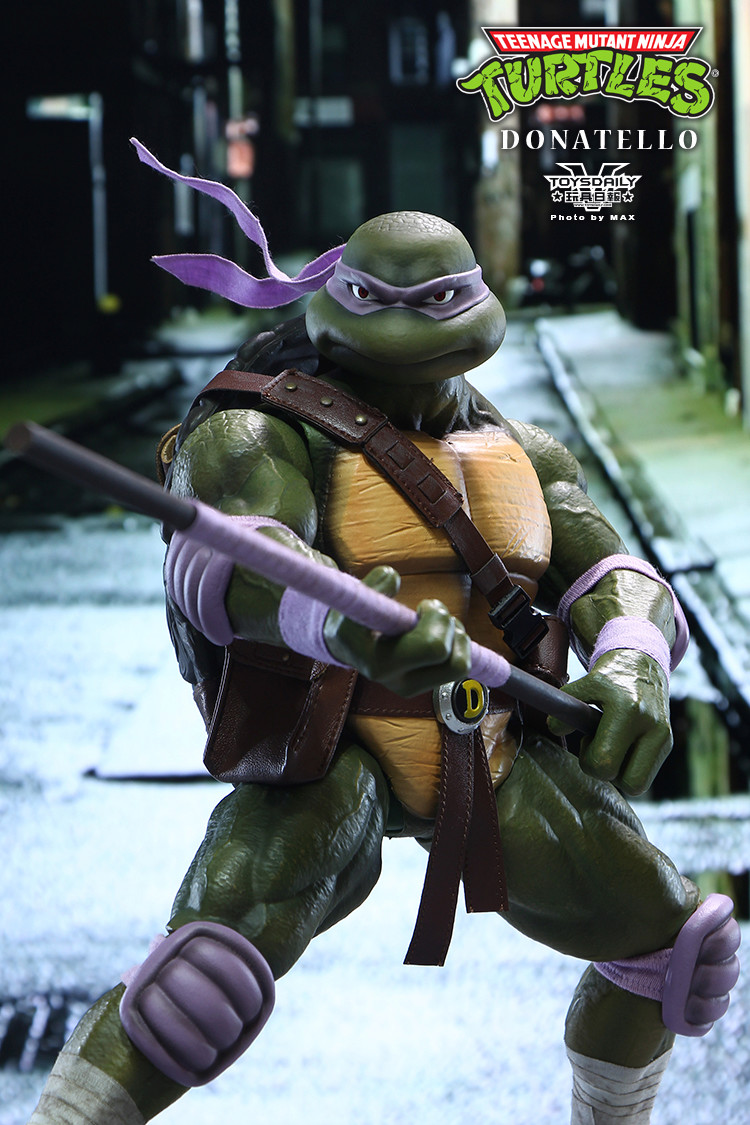 Teenage Mutant Ninja Turtles 1/6 - Tortues Ninja (DreamEX) - Page 2 23422810