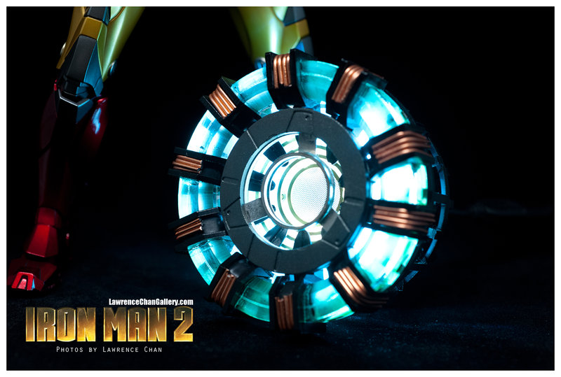 Iron Man 2 - Mark 6 - 1/9 Diecast (King Arts)  Dsc_1014