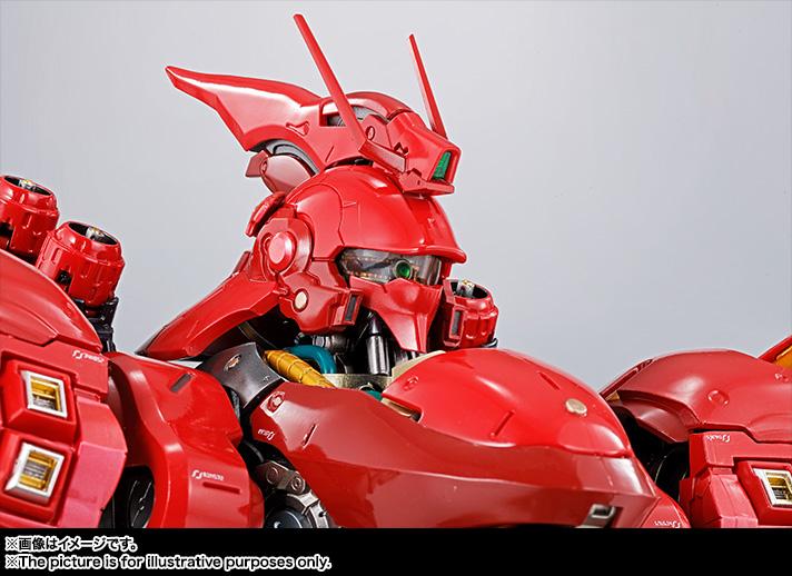 Nu Gundam Bust Display (Formania EX / Bandai) Item_243