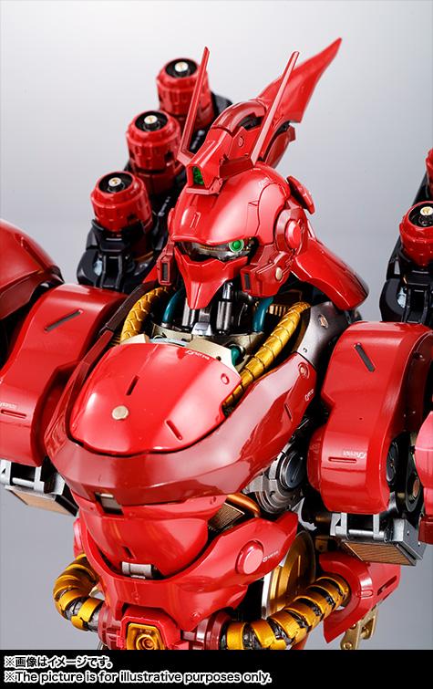 Nu Gundam Bust Display (Formania EX / Bandai) Item_246