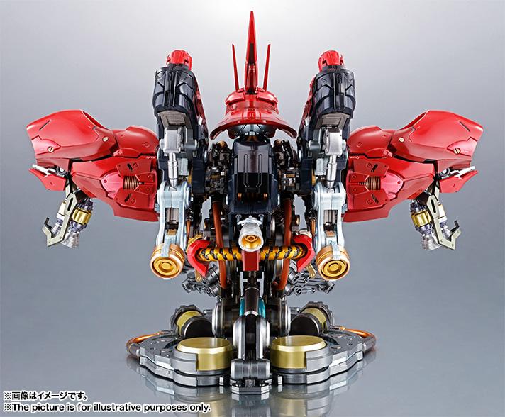 Nu Gundam Bust Display (Formania EX / Bandai) Item_248