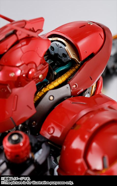 Nu Gundam Bust Display (Formania EX / Bandai) Item_250
