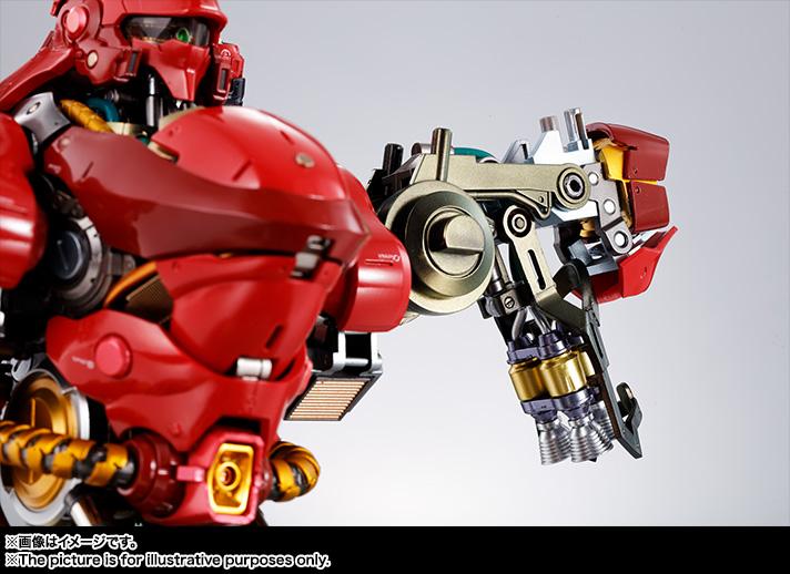 Nu Gundam Bust Display (Formania EX / Bandai) Item_251
